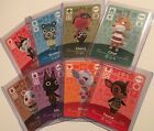 kapp n - Animal Crossing Amiibo Cards Series 1 NA US You Choose & Pick Nintendo