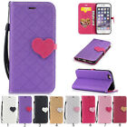 Magnetic Pattern Flip Stand Card Slot Wallet PU Leather Case Cover For Huawei