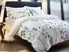 D&D BED IN A BAG 7 PCS DUVET/QUILT/COMFORTE COVER+SHEETS 100% COTTON+PILLOWCASES