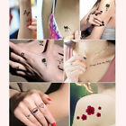Fashion Tattoo Stickers Removable Waterproof Temporary Body Art CLEARANCE 2017