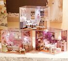 DIY Handcraft Miniature Project Wooden Dolls House My Angels Bedroom Trilogy 17