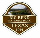 Big Bend National Park Sticker Decal R838 Texas You Choose Size
