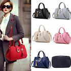 women leather handbag shoulder bag ladies tote