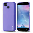 J&D ASUS ZenFone 3 Zoom [Slim Cushion] Jelly Protective Cover Case