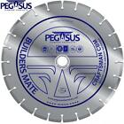 Pegasus Builders Mate Angle Grinder General Purpose Diamond Blades 100mm & 115mm