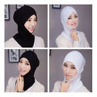 Muslim Under Scarf Modal Islamic Turban Head Cover Islam Wrap Hijab Bonnet Caps