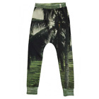 BNWT Boys Girls Popupshop Palm Print Baggy Leggings NEW Organic Pants Joggers