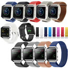 Metal Magnetic Milanese / Leather / Silicone Watch Band Strap For Fitbit Blaze