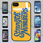 Strength In Numbers Golden State Warriors Curry for iPhone & Galaxy Case Cover