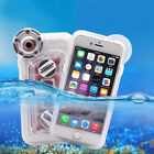 Underwater Diving Waterproof Case Transparent Cover Skin For iPhone 6S 7 Plus US