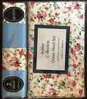 MULTI STYLE 1200 SERIES BED SHEET SET QUEEN SIZE 6 PCS