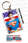 Superman Keyring - Fathers Day / Dads Birthday Gift / Christmas Stocking filler