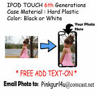 Personalized Photo Picture Phone Case Cover for iPod 6th Generation