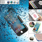 Waterproof ShockProof Dirt Proof Case Full Acces Cover For Apple iPhone 7/7 Plus