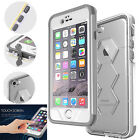FAVOLCANO Waterproof Shockproof Heavy Duty Hard Case Cover for iPhone 6 6S Plus