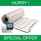 Under Tile Underfloor Heating Mats With Thermostat Options For Floor Heating