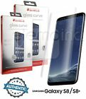 ZAGG InvisibleShield Tempered GLASS CURVE Screen Protector for Galaxy S8 S8+