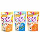 Purina Friskies Party Mix Cat Treats Crunch Feline Feeding Snacks Resealable 60g