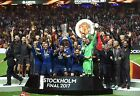 Manchester Utd  - Europa League Winners 2017 - A1/A2/A3/A4 Poster / Photo Print
