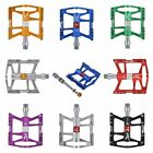 ROCKBROS Cycling Ultralight Flat/Platform Pedals Sealed 4 Bearing Bike Pedals