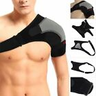Adjustable Left/Right Shoulder Bandage Protector Brace Joint Pain Injury