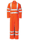 ALSICO INDE BRITISH MADE TOP QUALITY HI-VIS BOILERSUIT CHOICE OF SIZE AND COLOUR