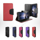 For Boost Mobile ZTE MAX XL N9560 Folio Card Slot Photo Frame Holder Wallet Case