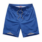 Summer Mens Cool Swimming Workout Shorts Swim Beach Surf Board Swimwear MK004