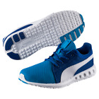 PUMA CARSON RUN 400 JR RUNNING SHOES RRP £ 29.99 Boys BLUE
