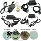 Sink Top Air Switch Kit, Garbage Disposal Part Built-Out Adapter Switch Cleesink