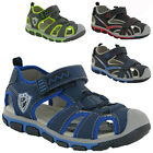 **BOYS SUMMER SANDALS WALKING SPORTS HIKING TRAIL BEACH KIDS INFANT SHOES NEW