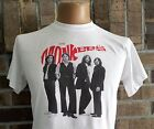 The Beatles The Monkees Parody Graphic Tee