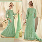 Heavy Embroidered Indian Pakistani Bollywood Ethnic Anakali Gown Shalwar Suit