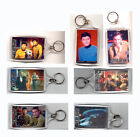 Vintage Star Trek Original Series Key Rings