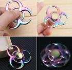 AU 3D Fidget Hand Finger Tri Spinner Toys EDC Focus Stress Reliever Adults,Kids