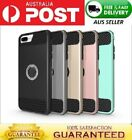 New Apple Iphone 7 & 7 Plus Bumper Shockproof phone Case Cover With 360' Stand.