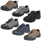 Mens Sports Summer Hiking Shoes Touch Fastening & Lace up Casual Walking Trainer