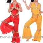 K12 CHILDREN'S Belly Dancing Costume Top Top & Pants Belly Dancing