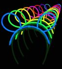 1 6 10Pcs GLOW BUNNY EARS~ Individually PACKAGED Glow Sticks for Party Neon High