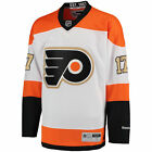 Reebok Wayne Simmonds Philadelphia Flyers White Third Premier Player Jersey