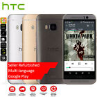 """5"""" HTC One M9 Unlocked 32GB 20MP 4G LTE Android Smart Phone Various Color WIFI"""