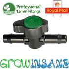 Antelco 13mm Tee Elbow Hose Fitting Garden Irrigation Pipe Connector Hozelock