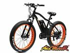 "Addmotor MOTAN M550 Electric Bicycle 26"" Fat Tire For Beach"