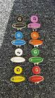 Taylormade Magnetic Golf Ball Marker and Hat Clip