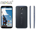 Unlocked Motorola Nexus 6 XT1100 32GB 13MP 4G LTE Quad Core Android Smartphone