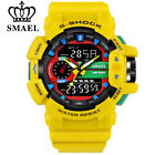 SMAEL Sport Watch Men Brand Digital Wristwatch LED Electronic Male Watches  image