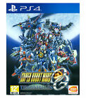 SUPER ROBOT WARS SERIES, Disc PlayStation PS4 Chinese Pre-Owned 2016-2017