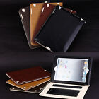 Magnetic Soft Leather Smart Stand Case Cover Wallet For iPad Air Pro Mini 1 2 3