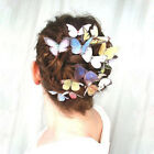 5PCS Butterfly Hair Clips Bridal Hair Accessories Wedding Photography Hair Decor