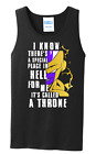 Dragon Ball Z Super Golden Frieza Motivational cool Black Tank top FAN APPAREL